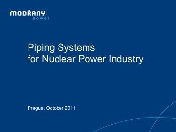 MODRANY Power