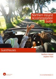 Guesthouses - Discover Northern Ireland
