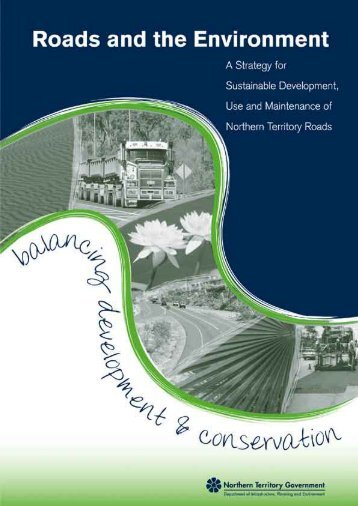 Roads and the Environment - Department of Transport - Northern ...