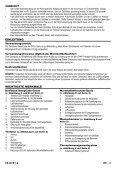 DV51 StanDarD cpap SerieS De pL - DeVilbiss Healthcare - Page 5