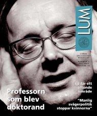 LUM nr 9 - 24 oktober (PDF 1,3 MB - Nytt fönster) - Humanekologi ...