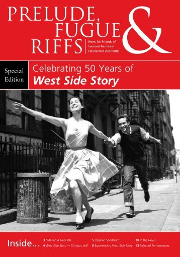 West Side Story - Leonard Bernstein