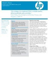 Viewer's choice - HP NonStop - Hewlett Packard