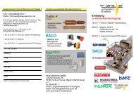 Einladung - Wagner GmbH