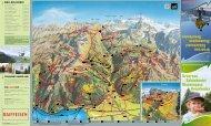 Panoramakarte - Gemeinde Unterschächen