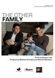 A Film by Gustavo Loza Produced by Matthias Ehrenberg and ...