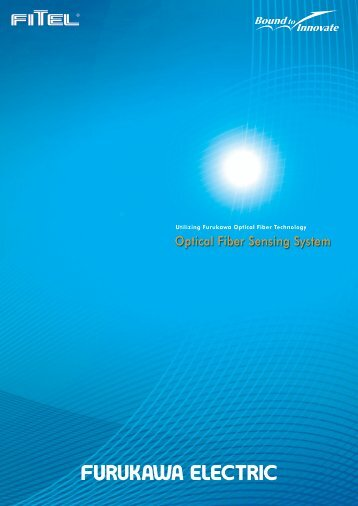 Optical Fiber Sensing System (PDF 3657KB)