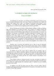 http://www.asmp.fr - Académie des Sciences morales et politiques ...