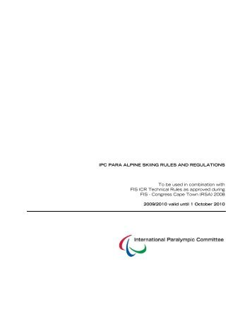 IPC RULES AND REGULATIONS PDF DOWNLOAD