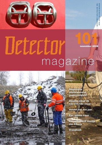 Detector Magazine 101 - De Detector Amateur