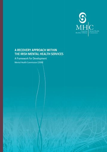 A Recovery Approach Within the Irish Mental Health Services
