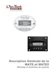 Visio-900-0131-03-00 Rev A.vsd - OutBack Power Systems