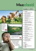 1/2012 - ProAgria Oulu - Page 3