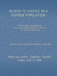 1.C.3 Access to Justice in a Diverse Population - Ccat-ctac.org