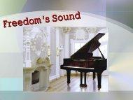 Freedom 's Sound - Izzit.org