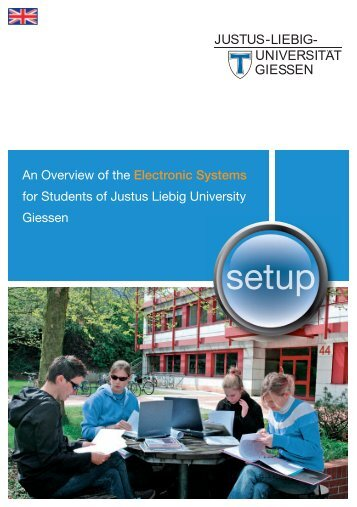 An Overview of the Electronic Systems for Students of Justus ... - Setup