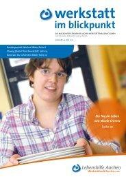 der Lebenshilfe Aachen Samstag, 23. Juni 2012, von 13:00 bis 18 ...
