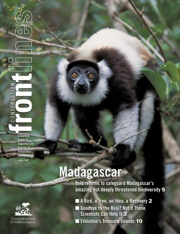 Madagascar - Library - Conservation International