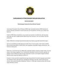 Perkembangan Siasatan Kes Ketua Menteri Sarawak - Suruhanjaya ...