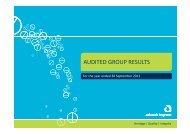 Results Presentation 2012 - Adcock Ingram