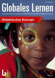 Didaktisches Konzept - Globales Lernen in Hamburg