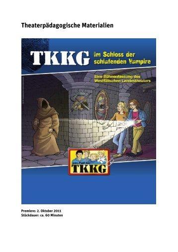 TKKG- Im Schloss der schlafenden Vampire - Westfälisches ...