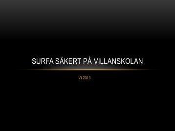 Surfa Säkert