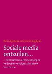 Sociale media ontzuilen... - Forum Standaardisatie