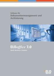 ELOoffice 7.0 - CONACTIVE GmbH & Co KG