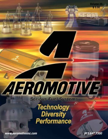 to download the Aeromotive Product Catalog - efisupply.com