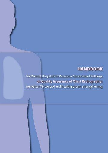 HANDBOOK - Tuberculosis
