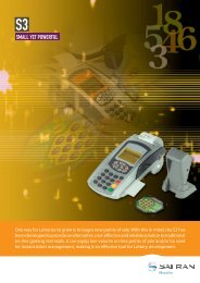 S3 - Product brochure - Morpho