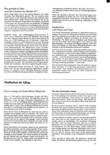 Heft 5 Zentrumsnachrichten