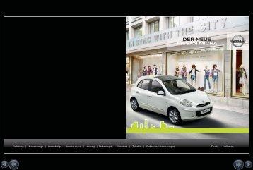 DER NEUE NISSAN MICRA - Stadt-Garage Rimini AG