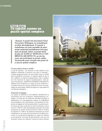 Kanaal» le projet très personnel d'Axel Vervoordt à ... - Dimension