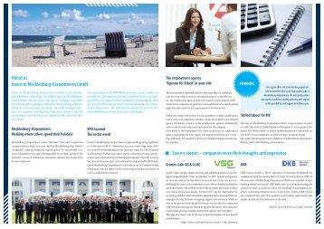 About us Invest in Mecklenburg-Vorpommern GmbH Success stories ...