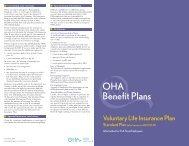 Voluntary Life Insurance Plan