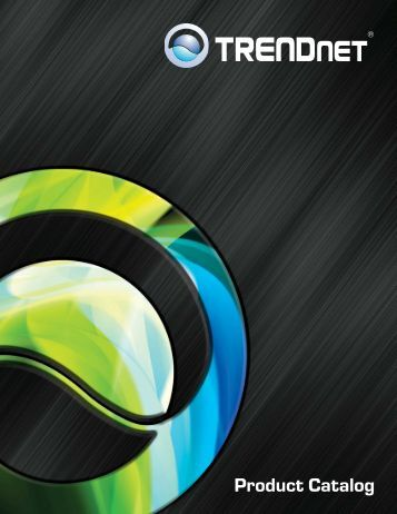 Product Catalog - TRENDnet
