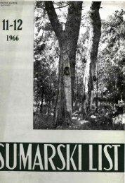 ÅUMARSKI LIST 11-12/1966