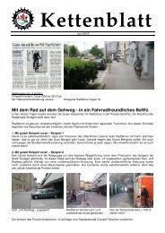 2010-06-00 Kettenblatt - Naturfreunde Radgruppe Stuttgart