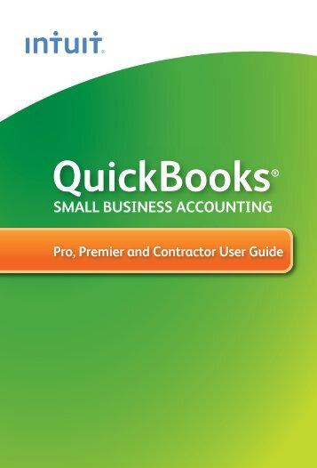 QuickBooks® - Intuit