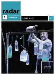 Radar, febrero 2007 - Ayuntamiento de Huesca