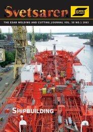 SHIPBUILDING - Esab