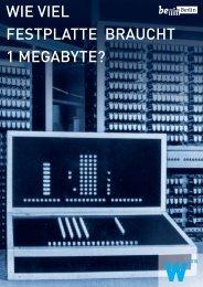 wie viel festplatte braucht 1 megabyte? - Berlin - Hauptstadt für die ...