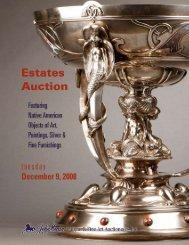 Pdf Catalogue - California Art Auction