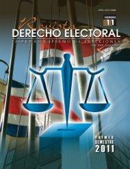 11 - Tribunal Supremo de Elecciones