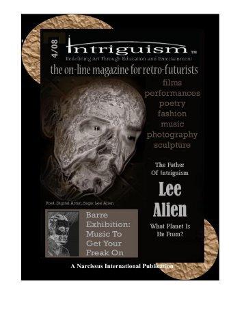 Intriguism Magazine #1 April 2008 - Narcissusinternational.com