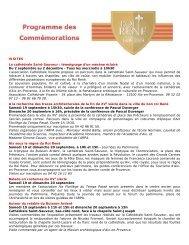 Par Pascal Duverger, Architecte du Patrimoine ... - Aix-en-Provence