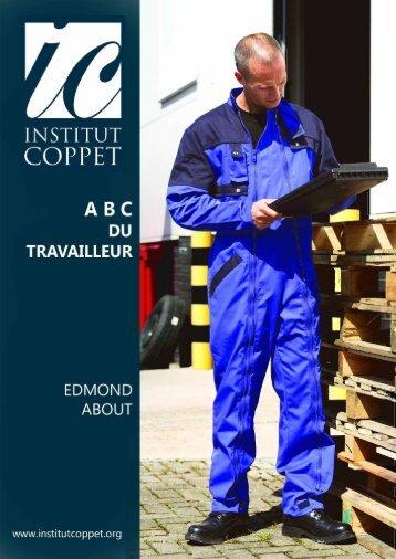 Edmond About - Institut Coppet