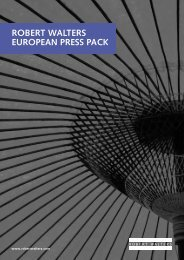 European Press Pack - Robert Walters Singapore